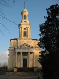 St.Mauritius-Kirche Wolkenburg