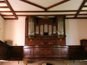 Kreuzbach-Orgel