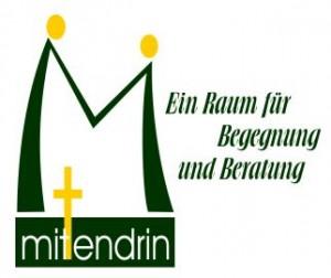"""Logo vom """"Mittendrin"""""""