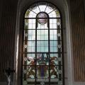 Sankt Mauritius Fenster Antiguam servabo fidem