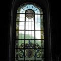 Sankt Mauritius Fenster Ora et labora