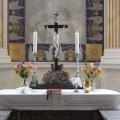 Sankt Mauritius innen Altar